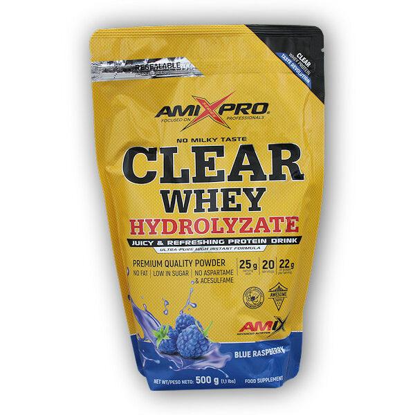 Clear Whey Hydrolyzate Clear Whey Hydrolyzate