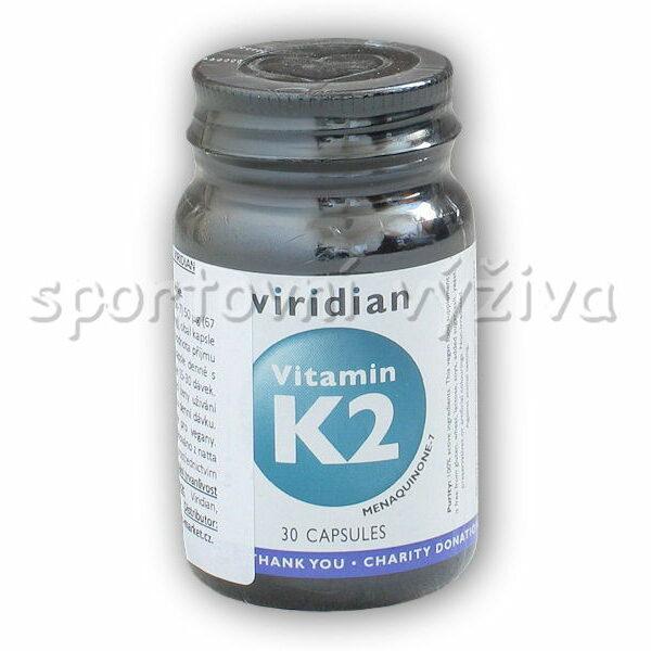 Vitamin K2 30 kapslí Vitamin K2 30 kapslí