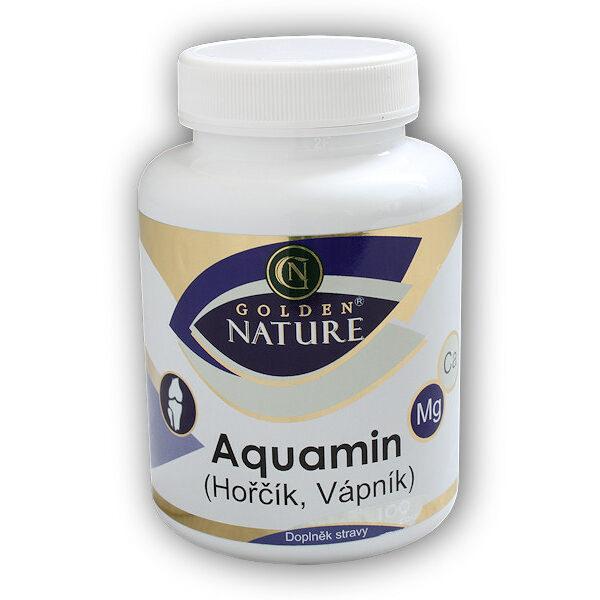 Aquamin vápník + hořčík 100 kapslí Aquamin vápník + hořčík 100 kapslí