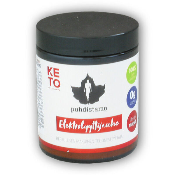 Electrolyte Powder 120g red berries Electrolyte Powder 120g red berries