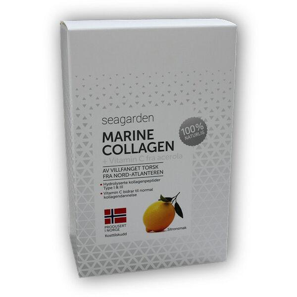 Marine Collagen + Vitamin C 30x5g citron Marine Collagen + Vitamin C 30x5g citron