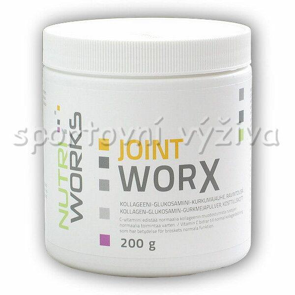 Joint Worx 200g citron Joint Worx 200g citron
