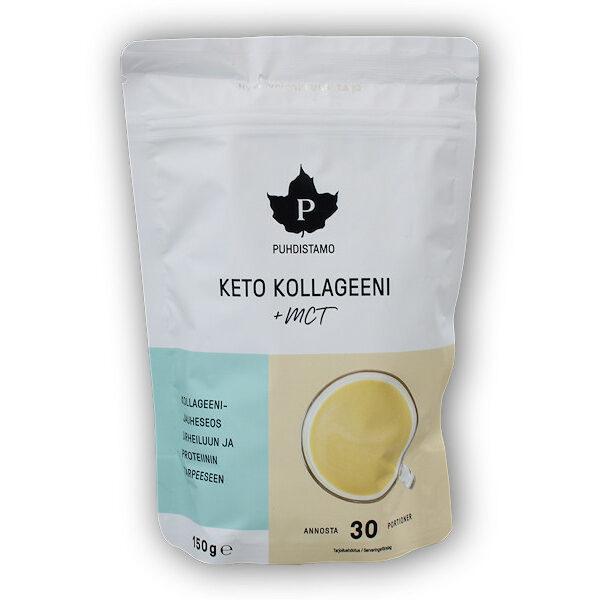 Keto Collagen + MCT 150g Keto Collagen + MCT 150g