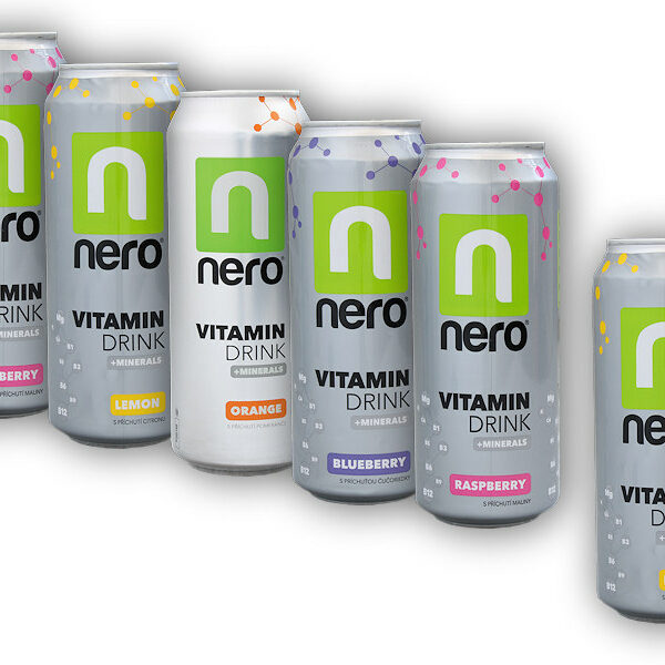 5x Nero Active 500ml + 1x 500ml 5x Nero Active 500ml + 1x 500ml