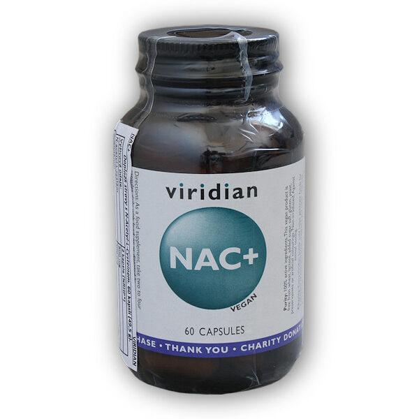 NAC+ 60 kapslí NAC+ 60 kapslí
