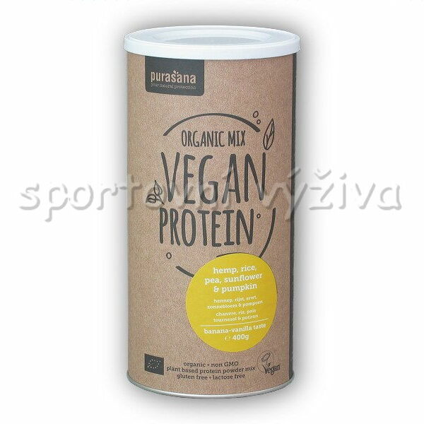 BIO Vegan Protein Mix 400g BIO Vegan Protein Mix 400g