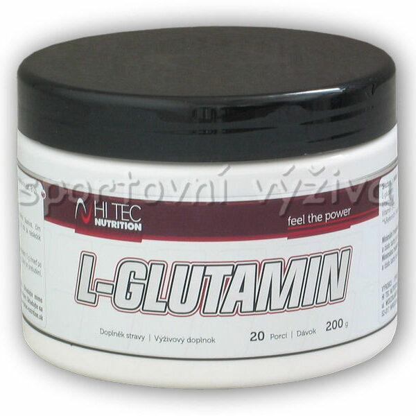 L-Glutamin 200g L-Glutamin 200g
