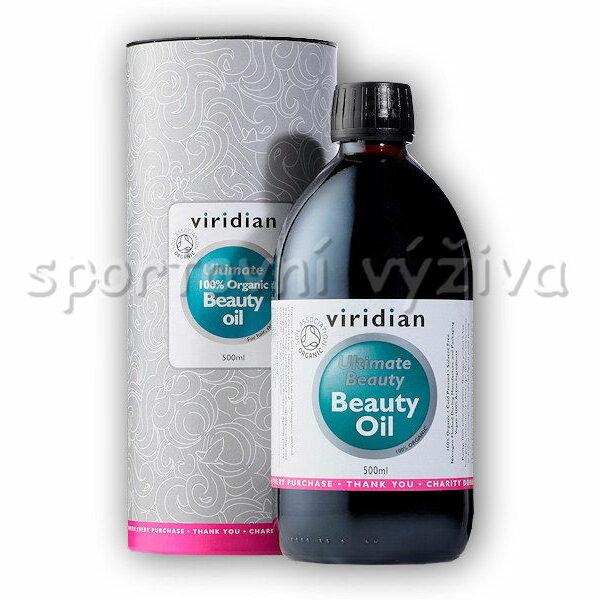 Beauty Oil Organic – BIO 200ml Beauty Oil Organic – BIO 200ml
